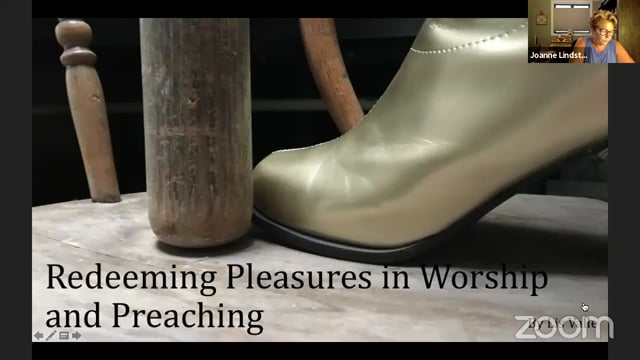 6-25-20 Burlesque: ({IN})Appropriate in worship and preaching?