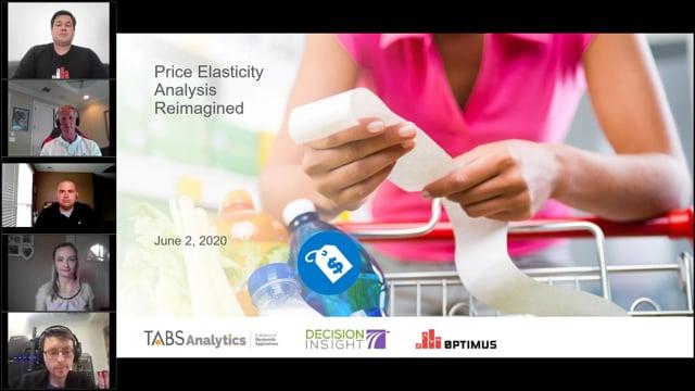 Price Elasticity Analytics Reimagined (6/2/21)