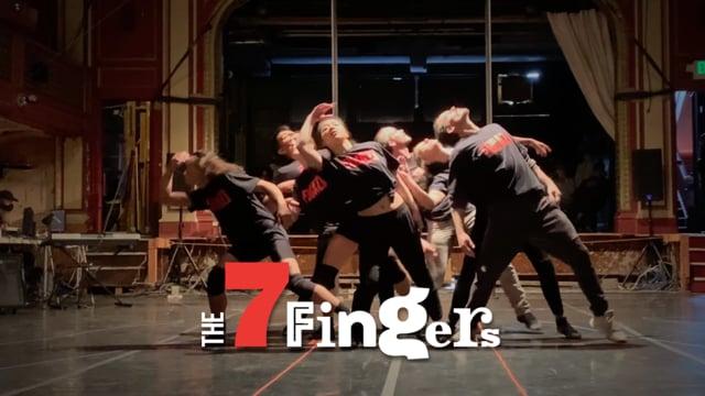 The 7 Fingers at Club Fugazi SF Open House June 4th 2021