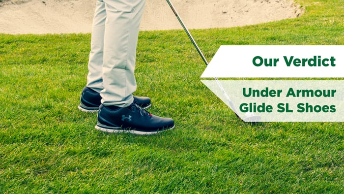 Under Armour Glide SL Shoe | Product Review
