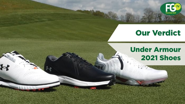 Under Armour 2021 Golf Shoes | Range Review