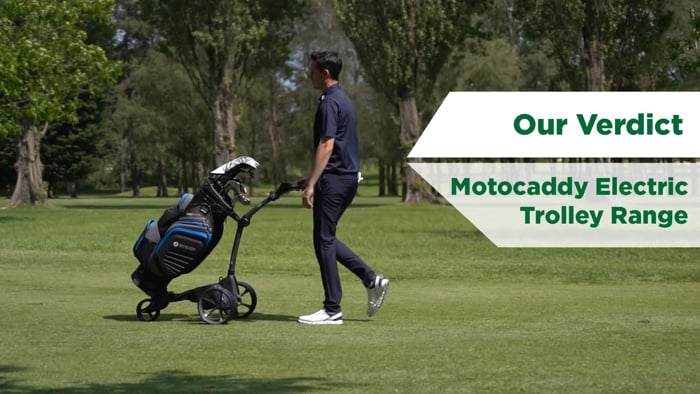 Motocaddy Electric Trolleys (2021) | Range Review