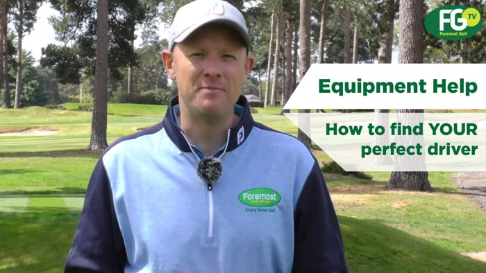 How To Guide | Finding your perfect driver