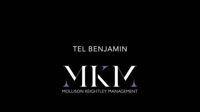 Showreel for Tel Benjamin
