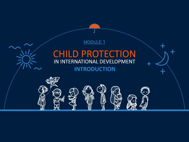 Child Protection e-learning