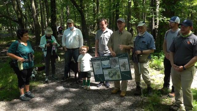 Celebrating National Trails Day at Willowbrook Park - June 5, 2021