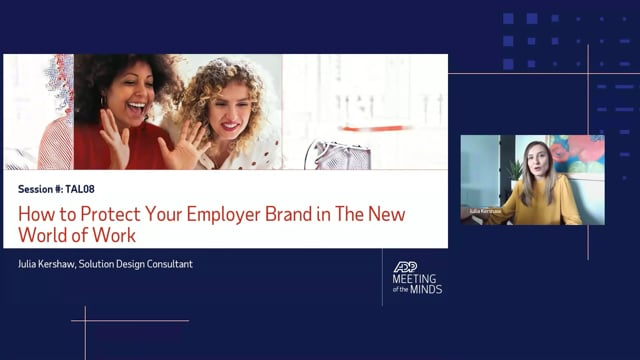 How to Protect Your Employer Brand in The New World of Work