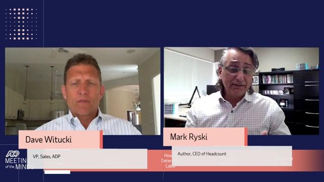 Driving Topline Retail Sales with <br>  Mark Ryski & Larry Leibach