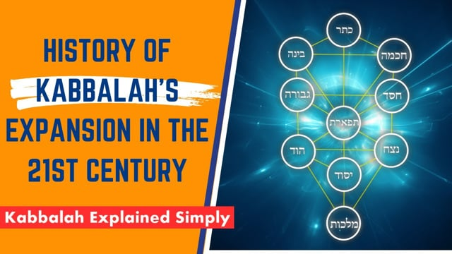 History of Kabbalah's Expansion in the 21st Century