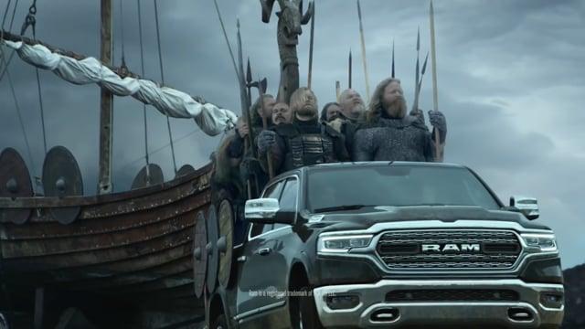 Dodge Ram Super Bowl - We Will Rock You