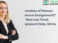 Branches of Human Resource Assignment