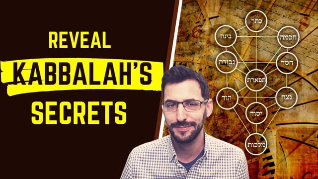 Reveal the SECRETS of Authentic Kabbalah in Just 57 Minutes