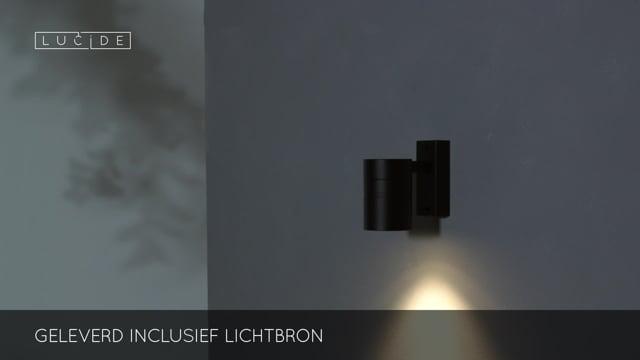 Lucide - ARNE-LED - Wandspot - 14867/05