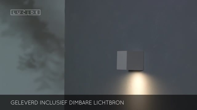 Lucide - ZORA-LED - Wandspot - 22860/05