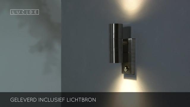 Lucide - ARNE-LED - Wandspot - 14866/10