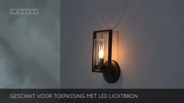 Lucide - NISPEN - Wandlamp