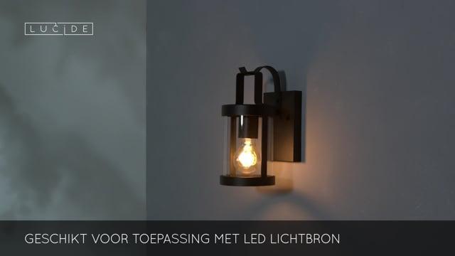 Lucide - LINDELO - Wandlamp