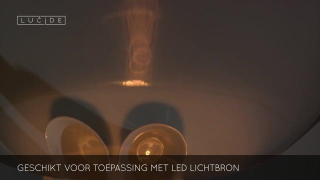 Lucide - SOUFIAN - Hanglamp - 70478/40