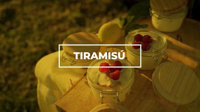 Tiramisú de limón - Los picnics de Amana