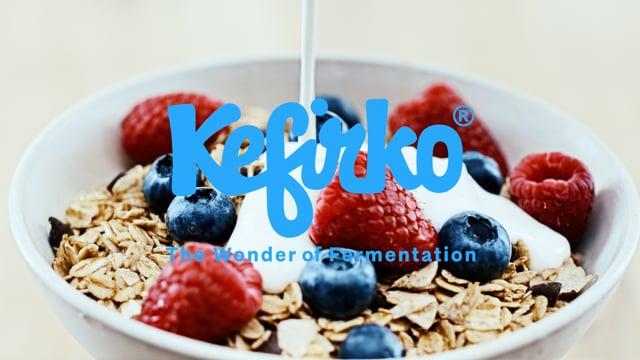 Kefirko | product film