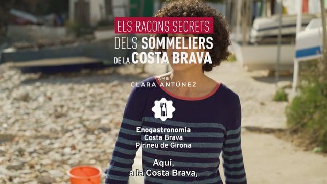 Els racons secrets dels sommeliers de la Costa Brava amb Clara Antúnez
