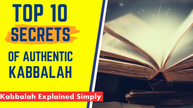 Top 10 Secrets of Authentic Kabbalah