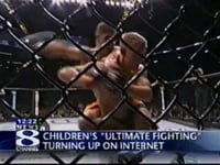 Dr. Alessi Provides Commentary on Children and Ultimate Fighting for WTNH