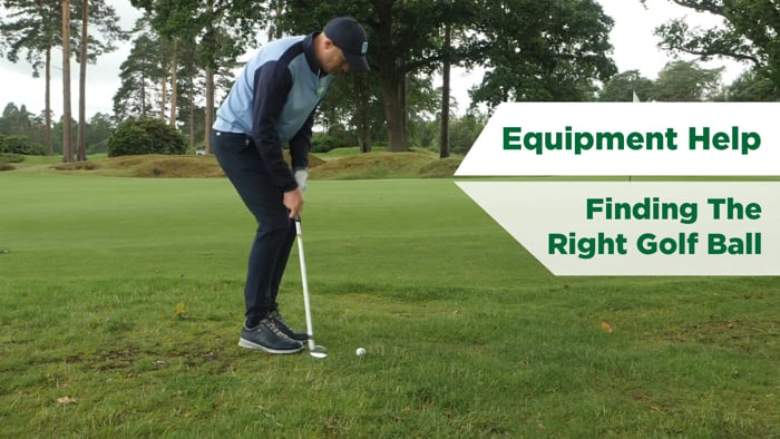How To Guide | Finding your perfect golf ball
