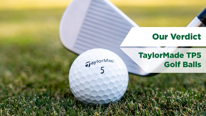 TaylorMade TP5 & Pix 2.0 Golf Balls | Product Review