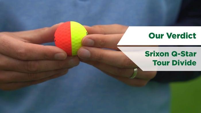 Srixon Q-Star Tour Divide Ball | Product Review