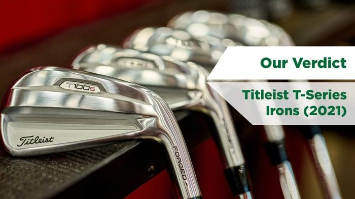 Titleist T-Series Iron | Range Review
