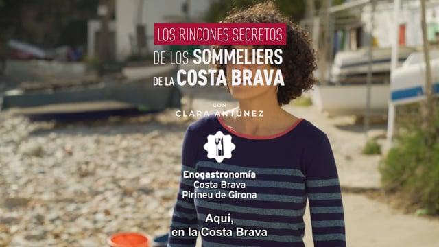Los rincones secretos de los sommeliers de la Costa Brava con Clara Antúnez