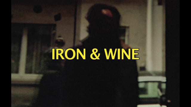 Iron and Wine – A Take Away Show
