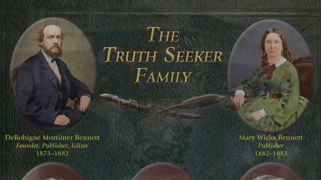 THE TRUTH SEEKER / NEW YORK / SAN DIEGO