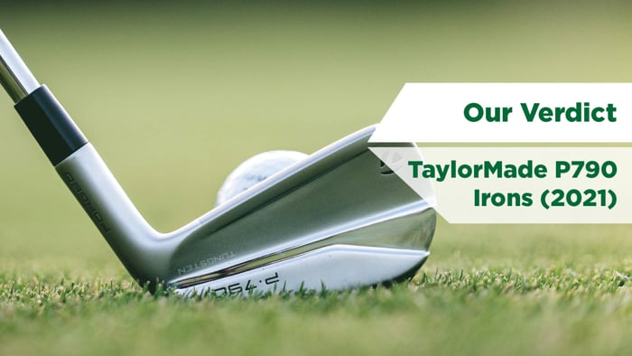 TaylorMade P790 Irons | Product Review