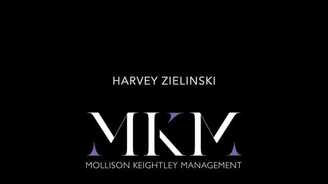 Showreel for Harvey Zielinski