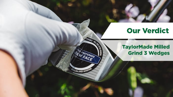 TaylorMade Milled Grind 3 Wedges | Product Review