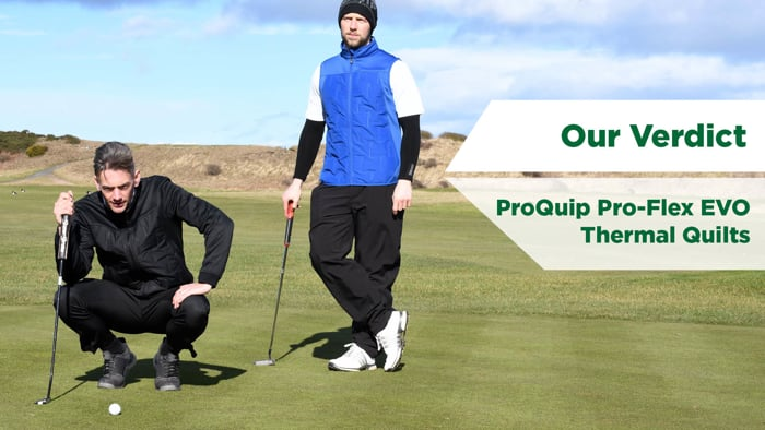 ProQuip Pro-Flex EVO Thermal Quilts | Product Review