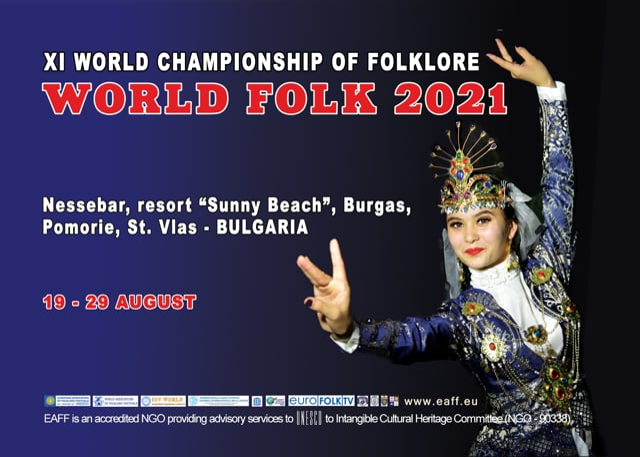 """XI World Championship of Folklore """"World folk 2021"""" - Day 2"""