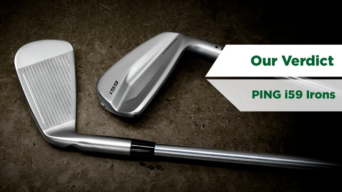 PING i59 Irons | Product Review