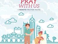 Mandarin Prayer Pause
