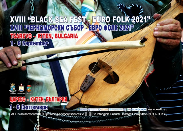 "XVIII Black Sea Fest ""Euro Folk 2021"" - Day 2"