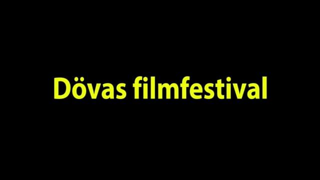 Dövfilm festivalen