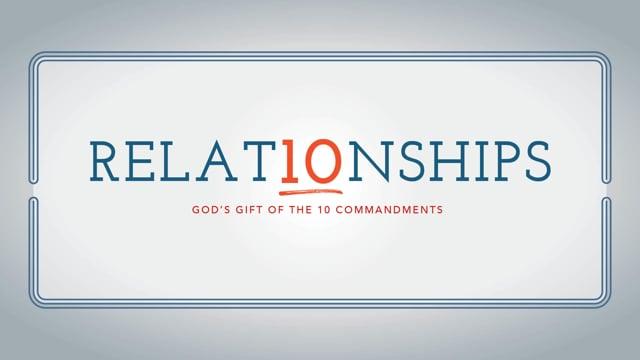 Relationships : Week 1  : Sept 12, 2021