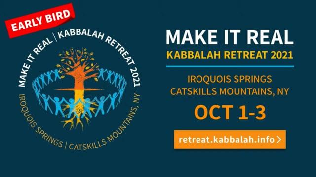 KabU Kabbalah Retreat 2021