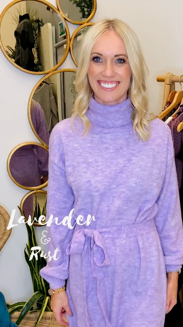 Lavender & Lust