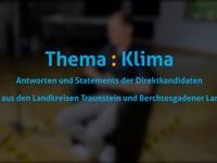 Thema: Klima mit Wolfgang Ehrenlechner (Die Grünen)