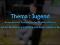 Thema: Jugend mit Wolfgang Ehrenlechner (Die Grünen)