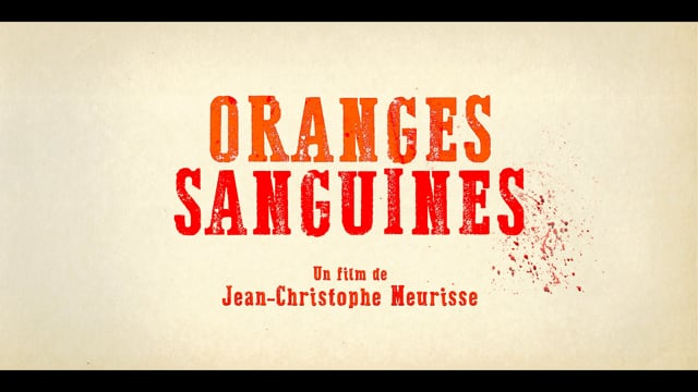 ORANGES SANGUINES - Teaser Gyneco