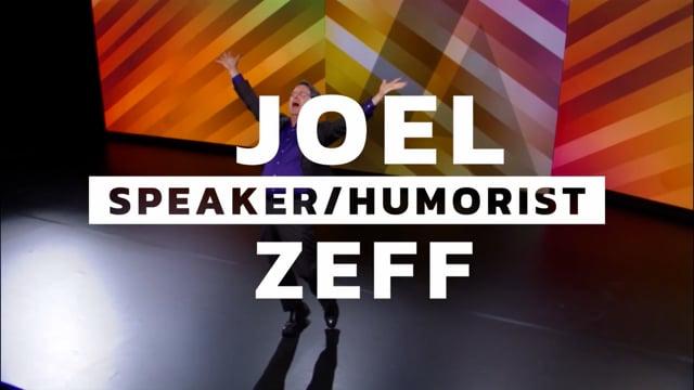 Joel Zeff: Virtual Emcee and Virtual Keynote Reel
